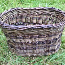 Willow medium oval basket