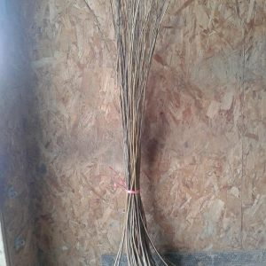5 foot dried willow bundle