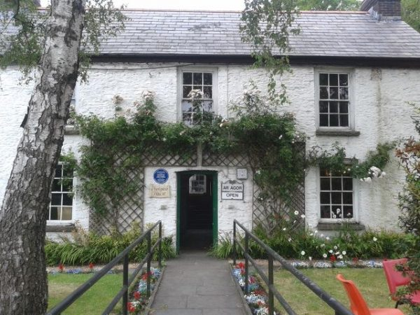 Nantgarw China Works Museum