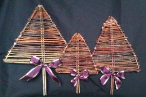 Selection of Christmas trees