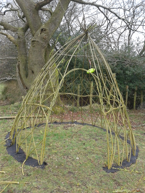 2m willow dome