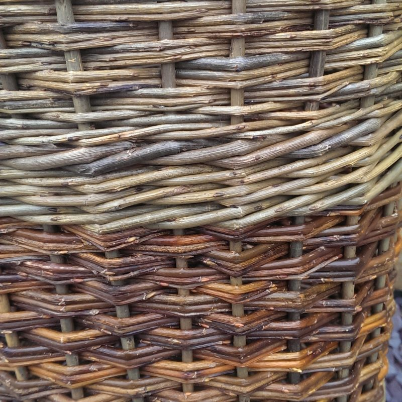 Umbrella Basket Close Up