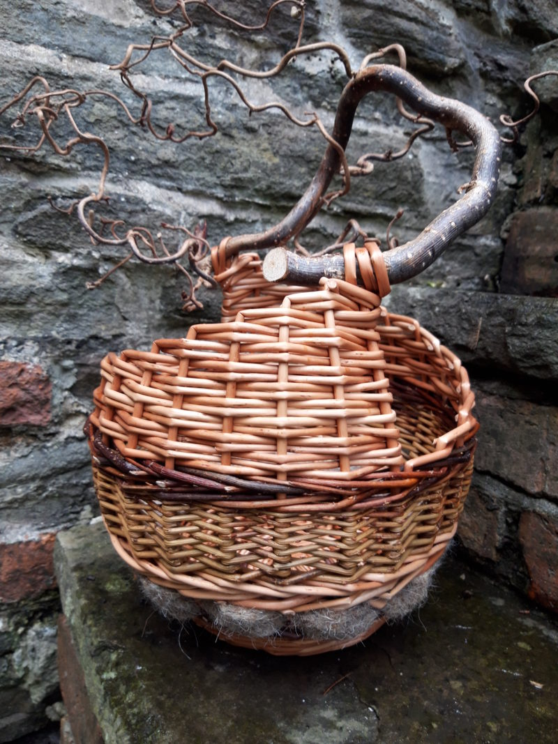 City and Guilds basket