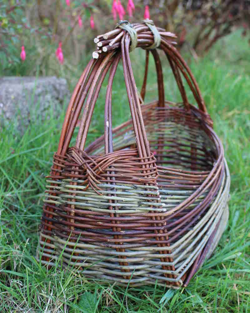 Zarzo basket side